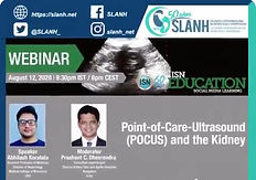 Point-of-Care-Ultrasound (POCUS) and the Kidney