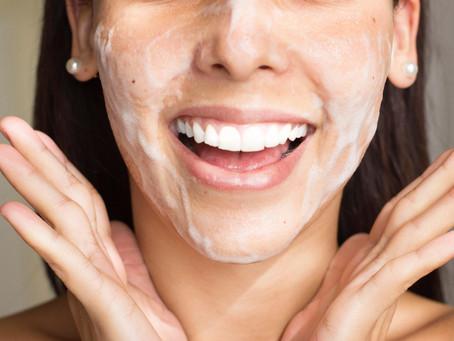 Rutina diaria: Limpieza facial de 3 pasos