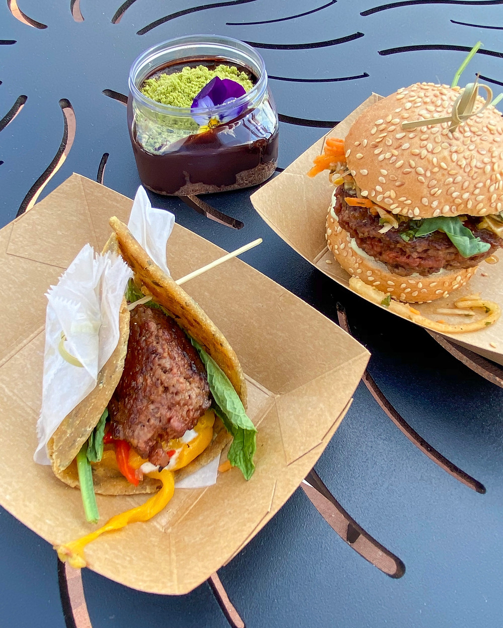 plant based options in Disney Epcot