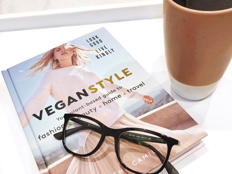 Book Review: Vegan Style by Sascha Camilli