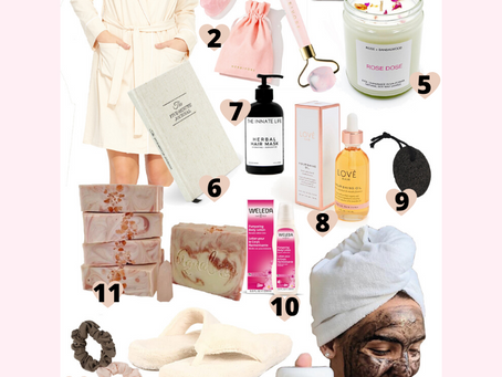 Eco-Mother's Day Pampering Gift Guide