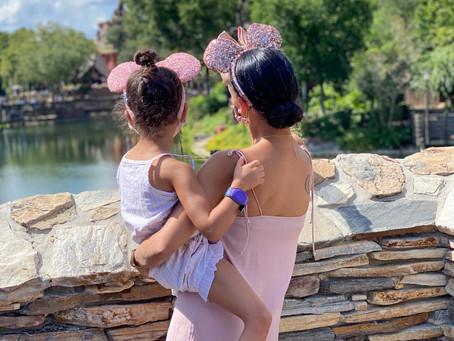 10 Tips para Viajar a Disney con Niños Pequeños