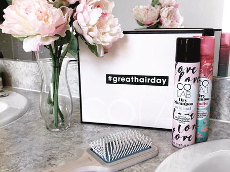 Product Review: COLAB Dry Shampoo