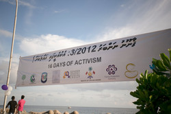 16 Days of Activism 2014