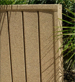 Earth Stone™ Steel Fencing