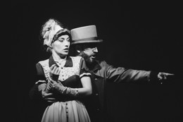 Freak Show - Teatro Girante - Daniel Gal