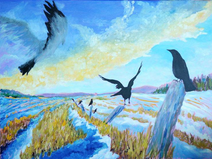 Crow Field