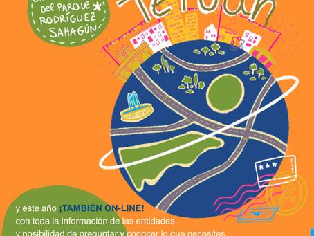 Feria de entidades de Tetuán 2021