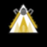 Wedding Logo back mountain without text.