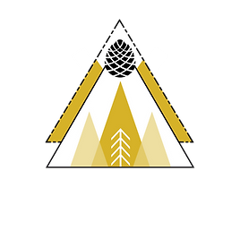 Wedding Logo back mountain without text.
