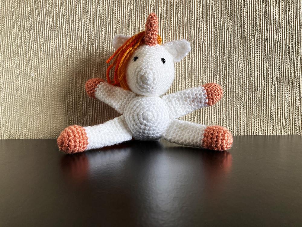 Amigurumi Crochet Amigurumi Unicorn | Tutorial | YarnYard ... | 750x1000