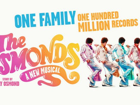 Liverpool Empire date for new Osmonds musical in 2021