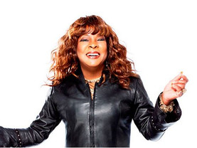 Motown legend Martha Reeves at the Cavern