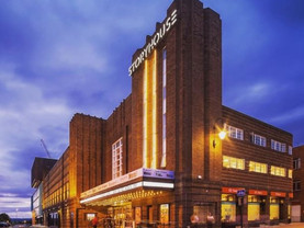 Storyhouse reopens its auditorium - as a cinema