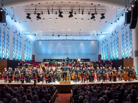 Review: Waltz Time at Philharmonic Hall ****