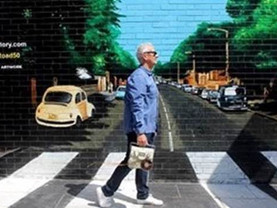 Steve Levine talks Abbey Road at 50 in Liverpool