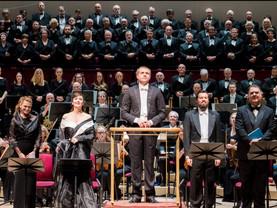Review: Verdi's Requiem at Philharmonic Hall *****