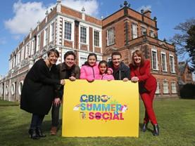 CBBC Summer Social kidsfest comes to Croxteth Park