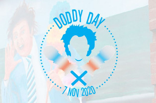 Doddy Day goes online to spread a little happiness