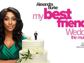 My Best Friend's Wedding the Musical coming to Liverpool