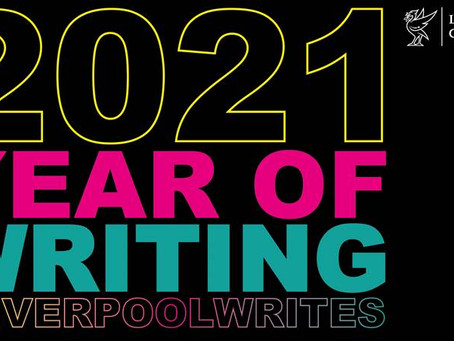 Liverpool Writes 2021 to celebrate the power of the written word