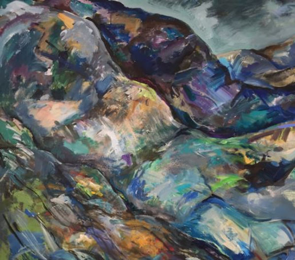 Welsh Landscapes Show For Liverpool Dot Art Gallery Arts Culture