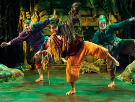 The Jungle Book swings in to the Unity Theatre