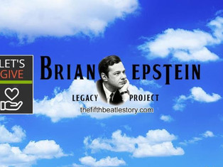 Brian Epstein Project relaunch widens legacy appeal for 'fifth Beatle'