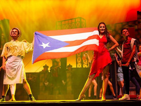 Review: In The Heights at Liverpool Empire ****