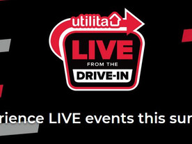 Drive In For Live Music at Liverpool Central Docks