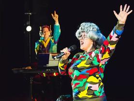 Nana Funk is ready to rock Liverpool Playhouse Studio