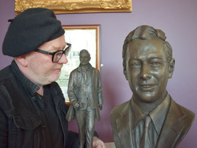 Brian Epstein statue appeal launched in Liverpool