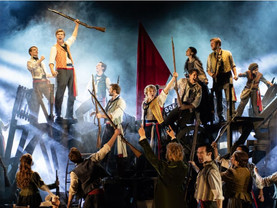 Les Mis returns to the Liverpool Empire in 2022