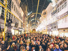 Light Spectacular promises a Wonderful Christmastime