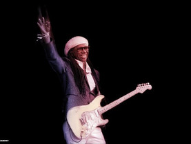 Nile Rodgers and CHIC to headline LIMF 2019