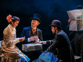 Review: Around the World in 80 Days at Liverpool Playhouse ****