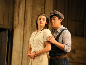 Review: L'elisir d'amore at Liverpool Empire ****