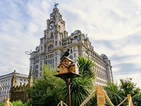 Very Public Art comes to the streets of Liverpool this summer