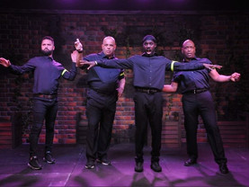 Boisterous Bouncers back at Liverpool Royal Court