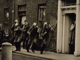 Review: Don McCullin at Tate Liverpool *****