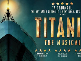 Titanic the Musical to steam in to Liverpool in 2018