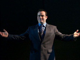 Review: The Damned United at the Unity Theatre ****