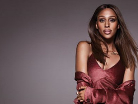 Liverpool Philharmonic date for Alexandra Burke