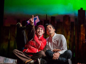 Review: The Kite Runner at Liverpool Playhouse ***1/2