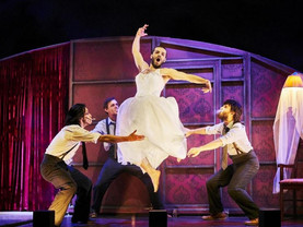 Review: The Wedding at Liverpool Playhouse ***1/2