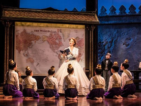 Liverpool Empire date for The King and I tour