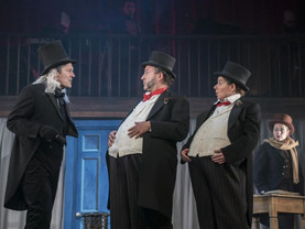 Review: A Christmas Carol at Liverpool Playhouse ****
