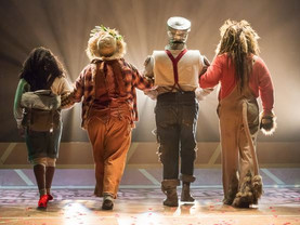 Review: The Wizard of Oz at Chester Storyhouse ***