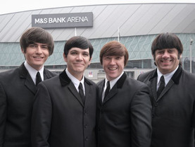 Mersey Beatles present Abbey Road at Liverpool arena