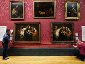Double vision as Walker Art Gallery reunites two 17th century paintings